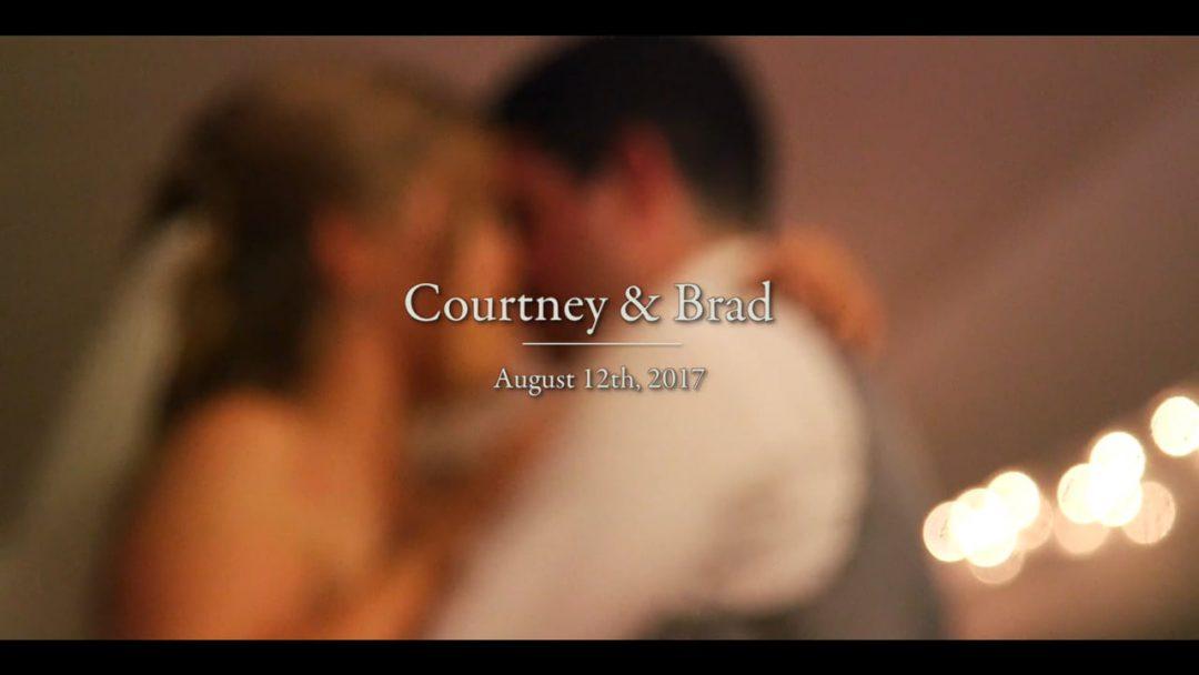 Courtney + Brad